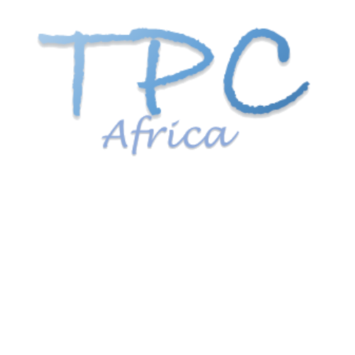 TPC Africa Logo. Professionals in tyre chain solutions for large vehicles and machinery.